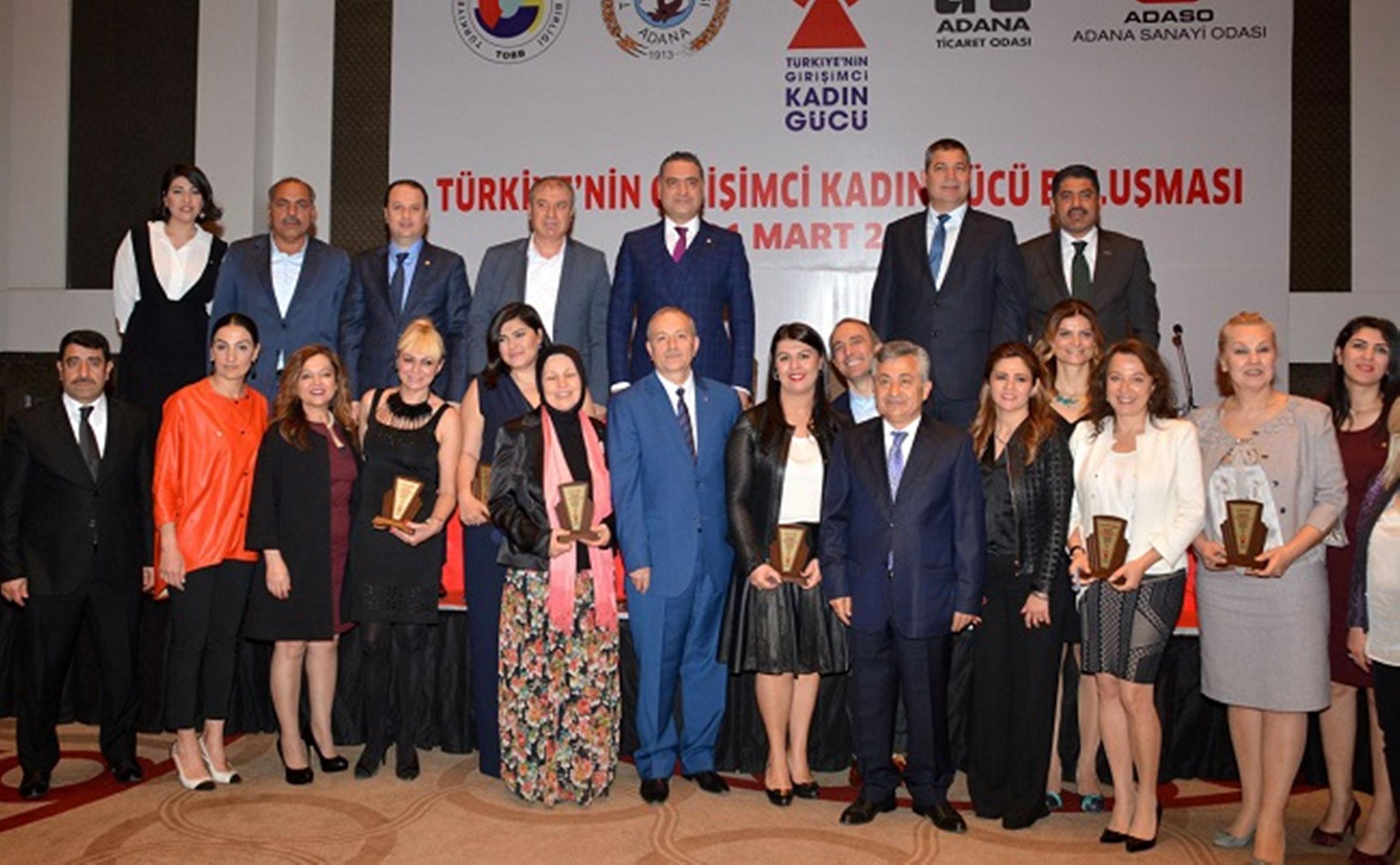 Türkiye'nin girişimci kadın gücü, Adana'da buluştu